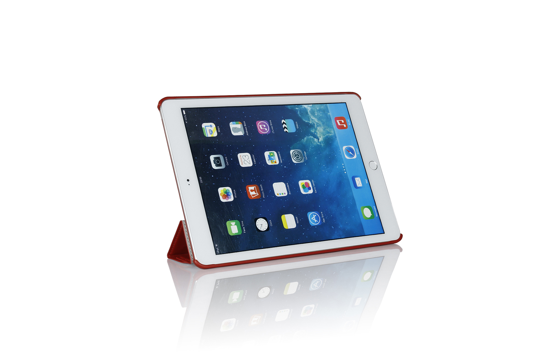 Чехол для Apple iPad AIR 2 G-Case Slim Premium, красный