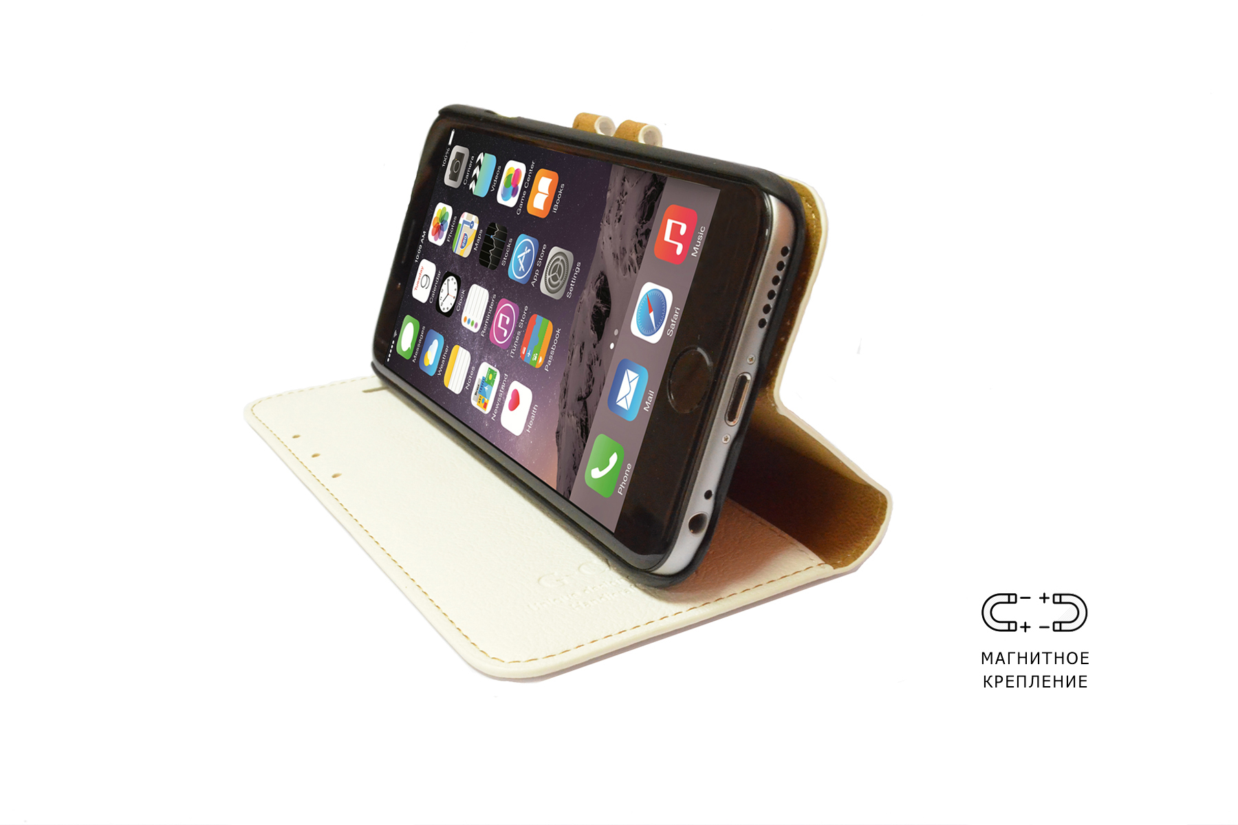 Чехол для Apple iPhone 6s G-Case Prestige, белый